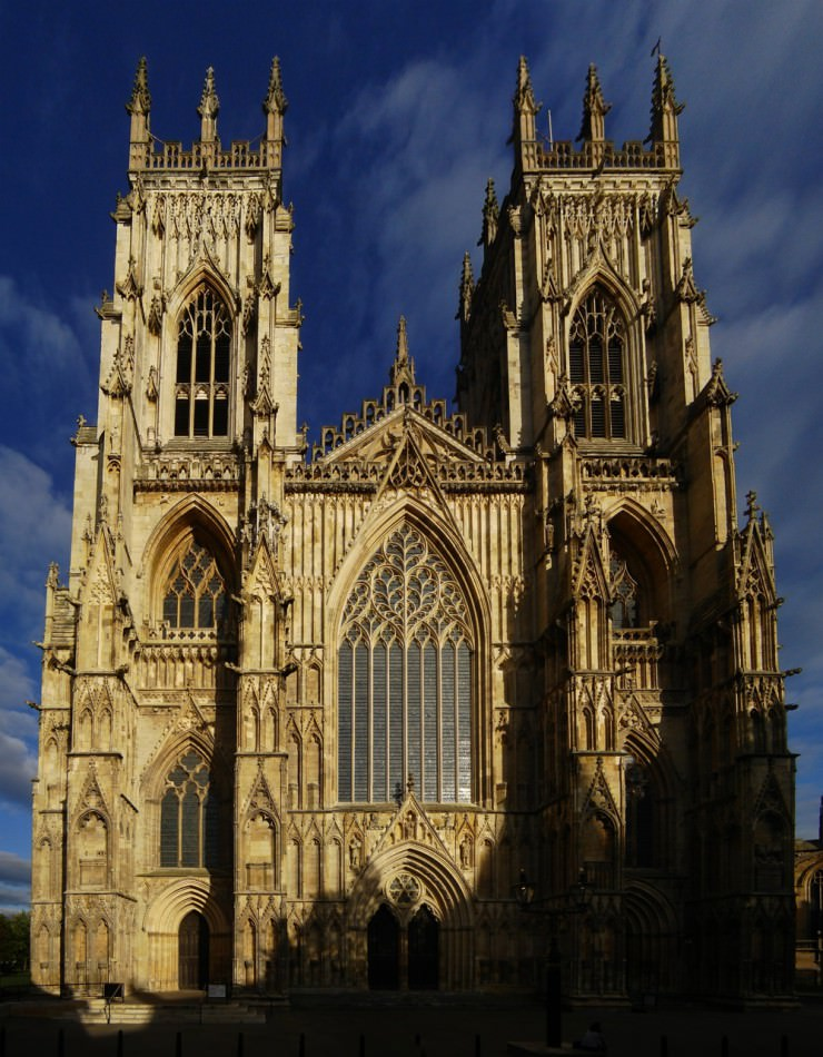 8. York, England - Top 10 Medieval Towns in the World