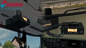 CB Radio Stabo XM 4060E [v.1.4]