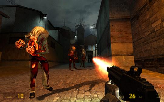 Half Life 2 PC Game Play