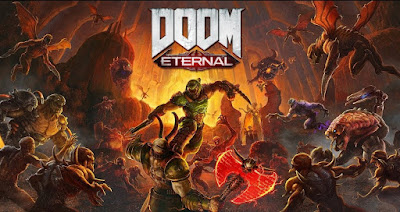 Doom Eternal Apk + OBB for Android