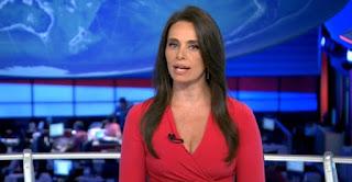 Carla Vilhena pede demissão da TV Globo para se dedicar a site pessoal