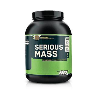 بروتين سيريوس ماس Serious Mass مكوناته وأهميته وفعاليته