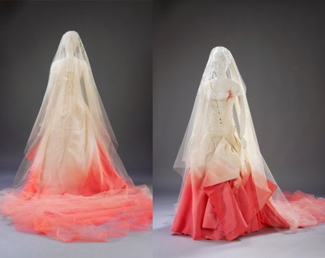 Sample For Gwen Stefani Wedding Dress Modern Wedding Dresses