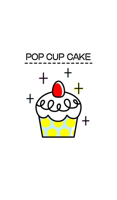POP CUP CAKE