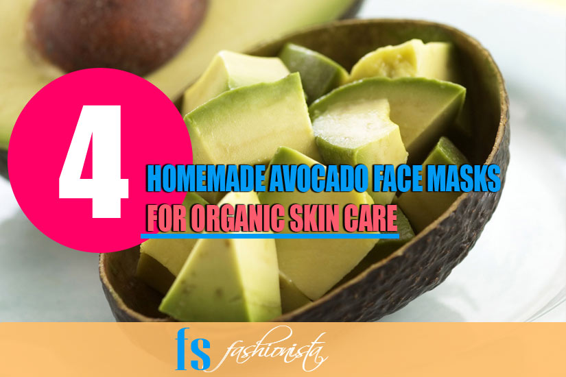 4 DIY Homemade Avocado Face Masks Recipes