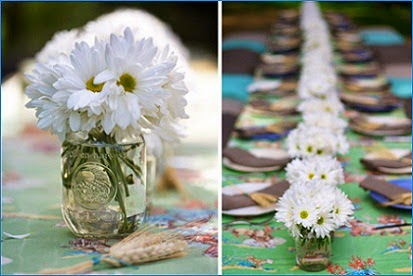 Inspiring Ideas for Planning A Gerbera Daisy Themed Wedding
