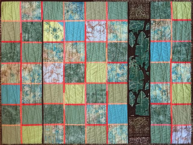 Lucinda Walker's Turtle Quilt