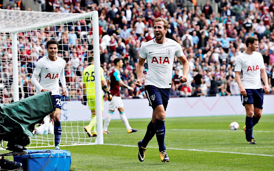 Highlight West Ham 2-3 Tottenham, 23 September 2017