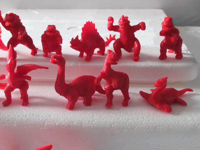 ... dos Dinossauros da Maututano