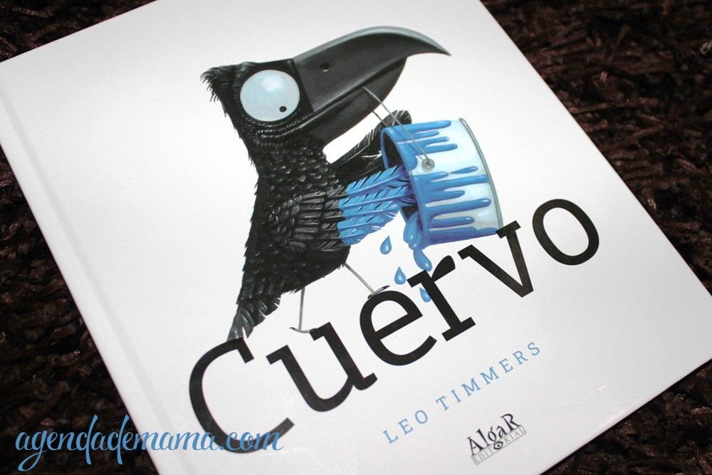 libro infantil Cuervo