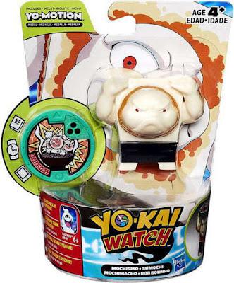 JUGUETES - YO-KAI WATCH  Mochismo : Mochimacho  Figura - Muñeco + Medalla | Medal Moments  Hasbro 2017 | Serie Televisión - Videojuego  Comprar YOKAI en Amazon España