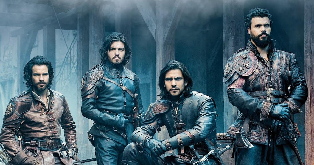 die musketiere staffel 3