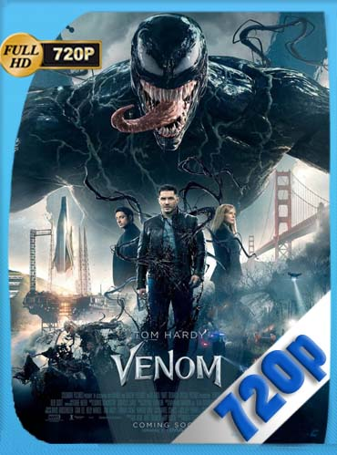 Venom (2018) HD [720P] [x265] latino[GoogleDrive] DizonHD