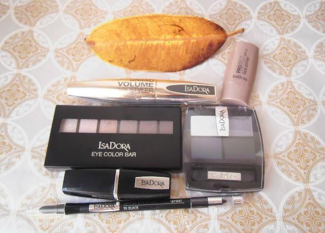 Isadora maquillaje makeup