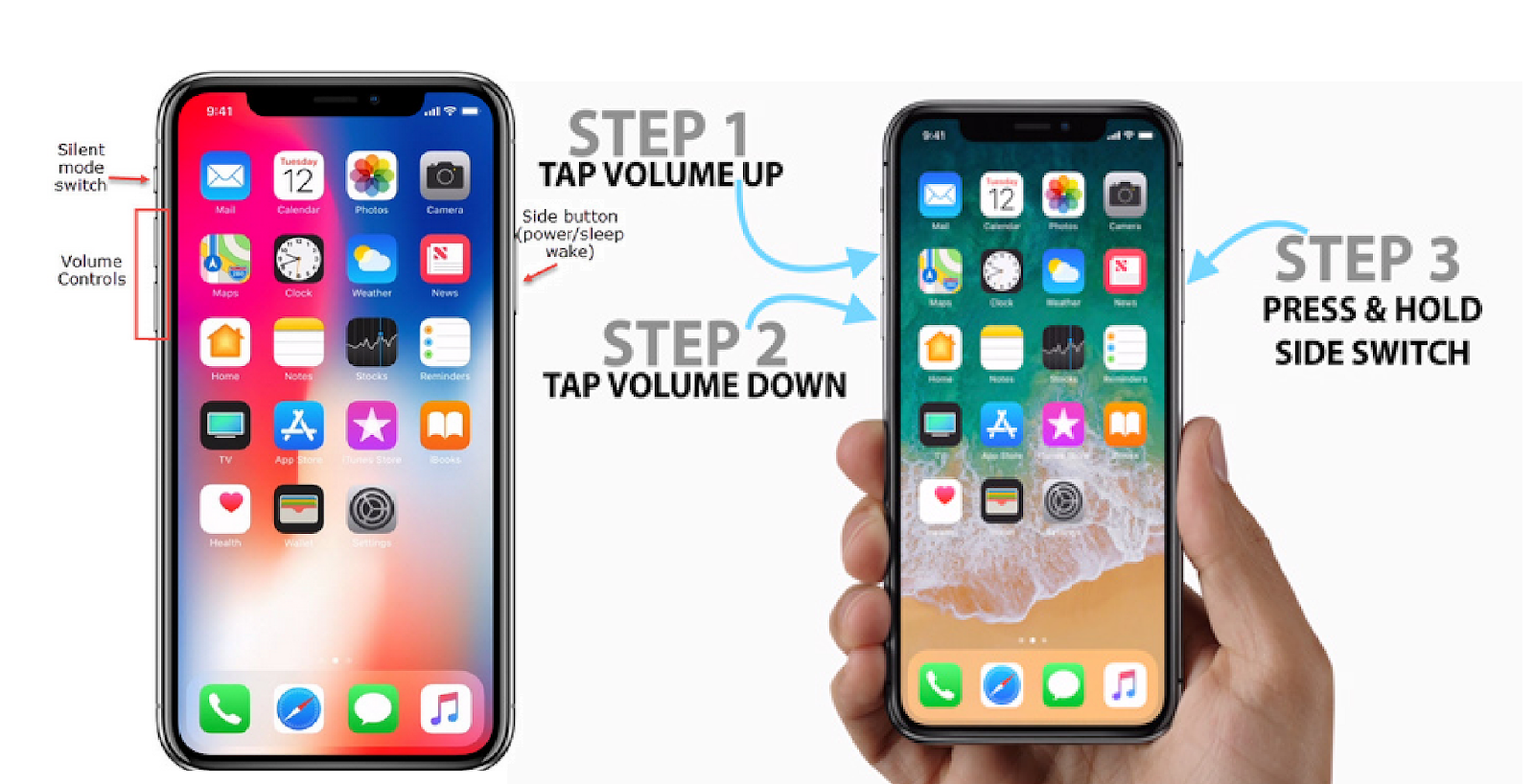 How to Force Reset iPhone in 22 Steps  Miimal
