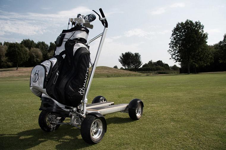 12 Unusual Golf Carts And Creative Golf Cart Designs