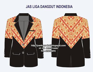JAS PESERTA LIGA DANGDUT INDONESIA