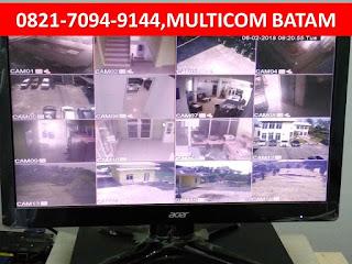 Pemindahaan CCTV Balmon Batam