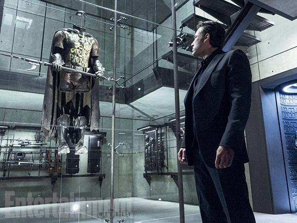 Remesa de nuevas imágenes de 'Batman v Superman: el amanecer de la Justicia'