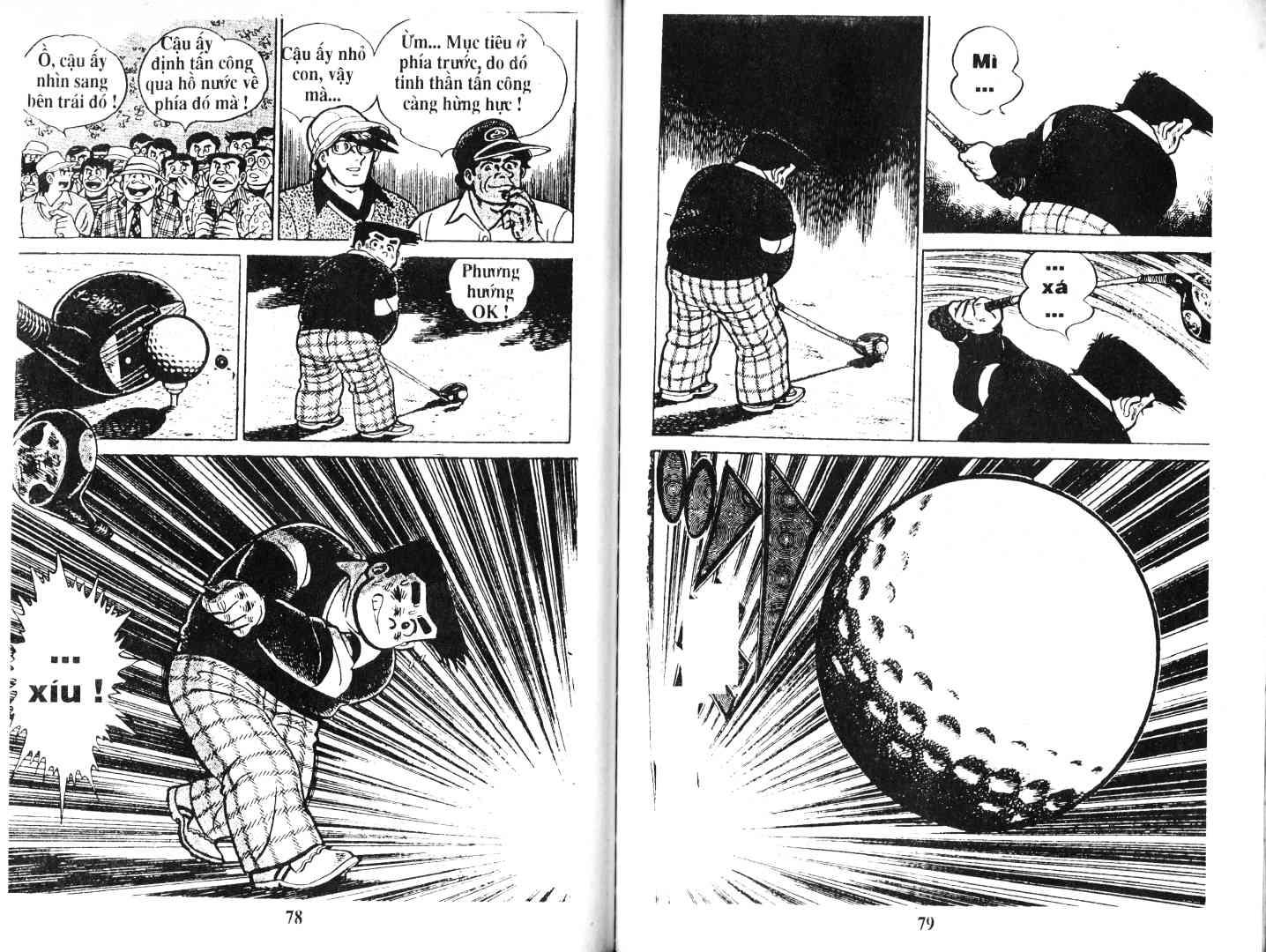 Ashita Tenki ni Naare chapter 43 trang 36
