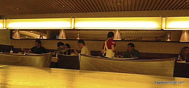 restaurante Wok, em Chapinero, Bogotá