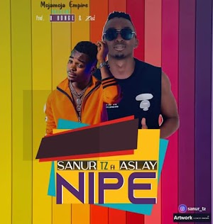 Download Audio | Sanur ft Aslay - Nipe