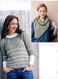 пуловер и бактус