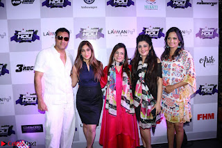 Pre Celetion Of India Premiere Edm Holi Festival With Many Bollywood Celebrities   9th March 2017 033.JPG