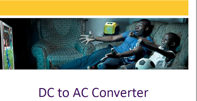 What is MTN Ng 2017 Mobile Electricity Offer? Details Review Here! DC 2Bto 2BAC 2BConverter
