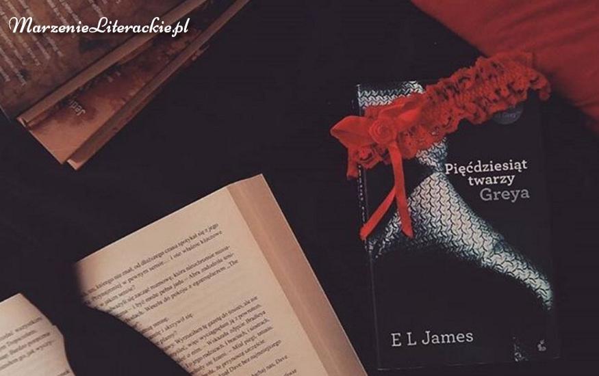 E.L. James, Pięćdziesiąt twarzy Greya, Recenzja, Marzenie Literackie