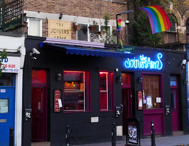 Bar The Joiners Army em Londres
