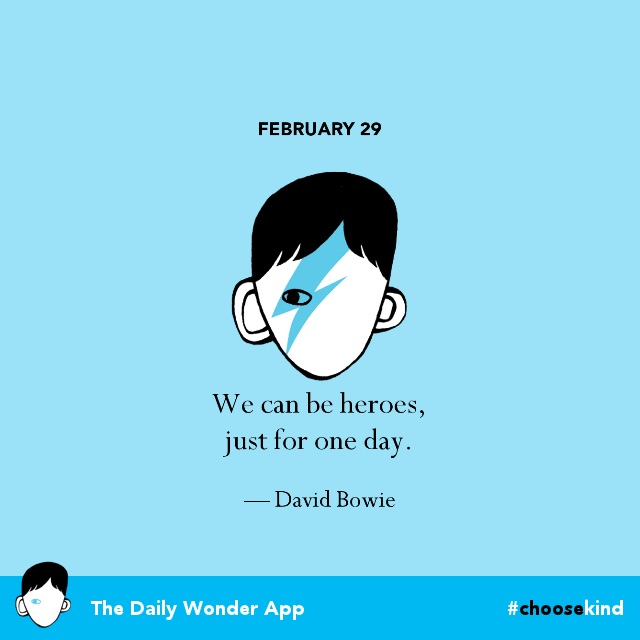 Wonder Book Quotes: CCA Kids Blog: Wonder Wednesday: Daily Wonder App For