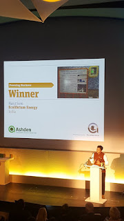 Harit Soni, Co-Founder and Director of Ecolibrium Energy at Ashden Award, London