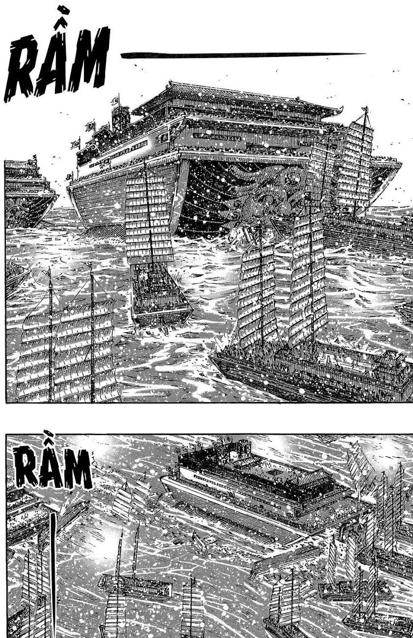 Hỏa phụng liêu nguyên Chương 377: Khí thôn Giang Hạ [Remake] trang 8