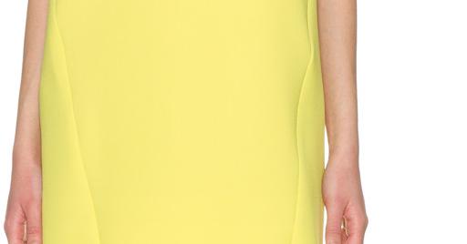 Sheworeit: Zoe Hardman's Whistles Bright Banana Yellow