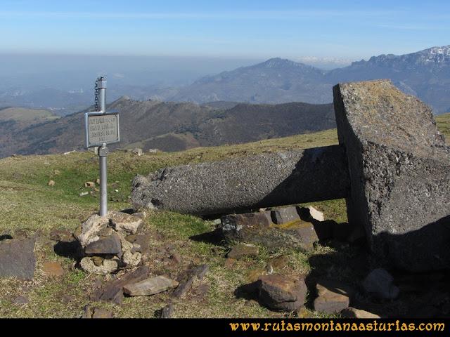 Ruta Linares, La Loral, Buey Muerto, Cuevallagar: Geodésico y Buzón de La Loral