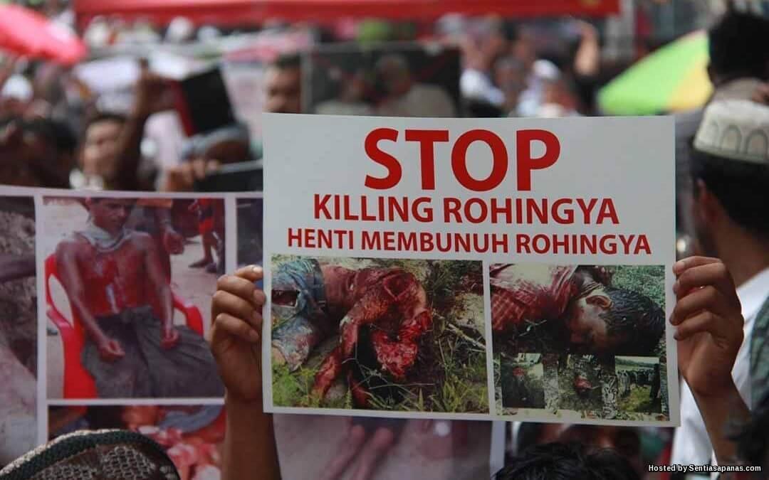 Selamatkan Rohingya