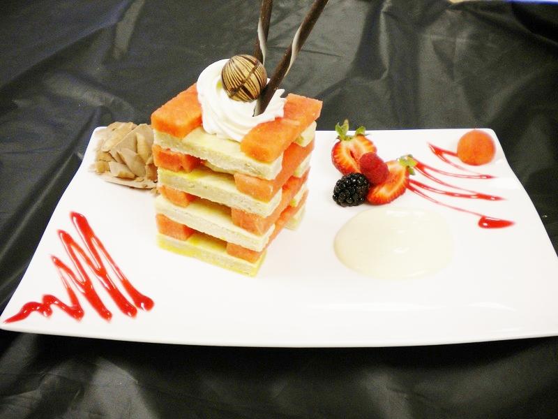 Kitchen Rap With Louis S Luzzo Sr Watermelon Shortcake
