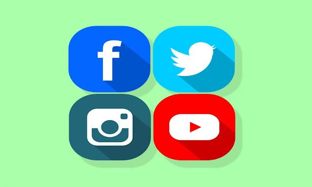 Cara Memasang Widget Ikon Sosial Media Di Sidebar Blog Cara Memasang Widget Ikon Sosial Media Di Sidebar Blog