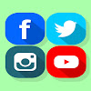 Cara Memasang Widget Ikon Sosial Media Di Sidebar Blog