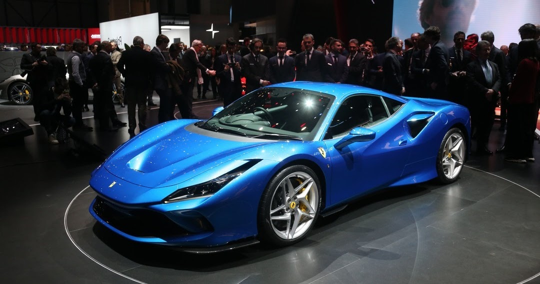 2020 Ferrari F8 Tributo 3 9 Liter Twin Turbo V8 710 Hp Car