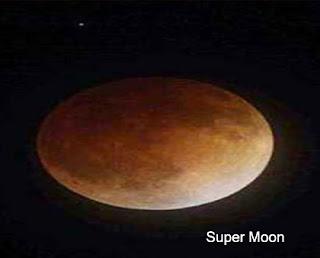 31 Date Blood Blue Super Moon.