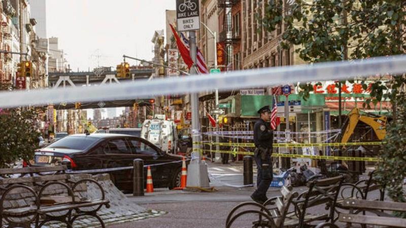 Asesinan a cuatro indigentes en Nueva York