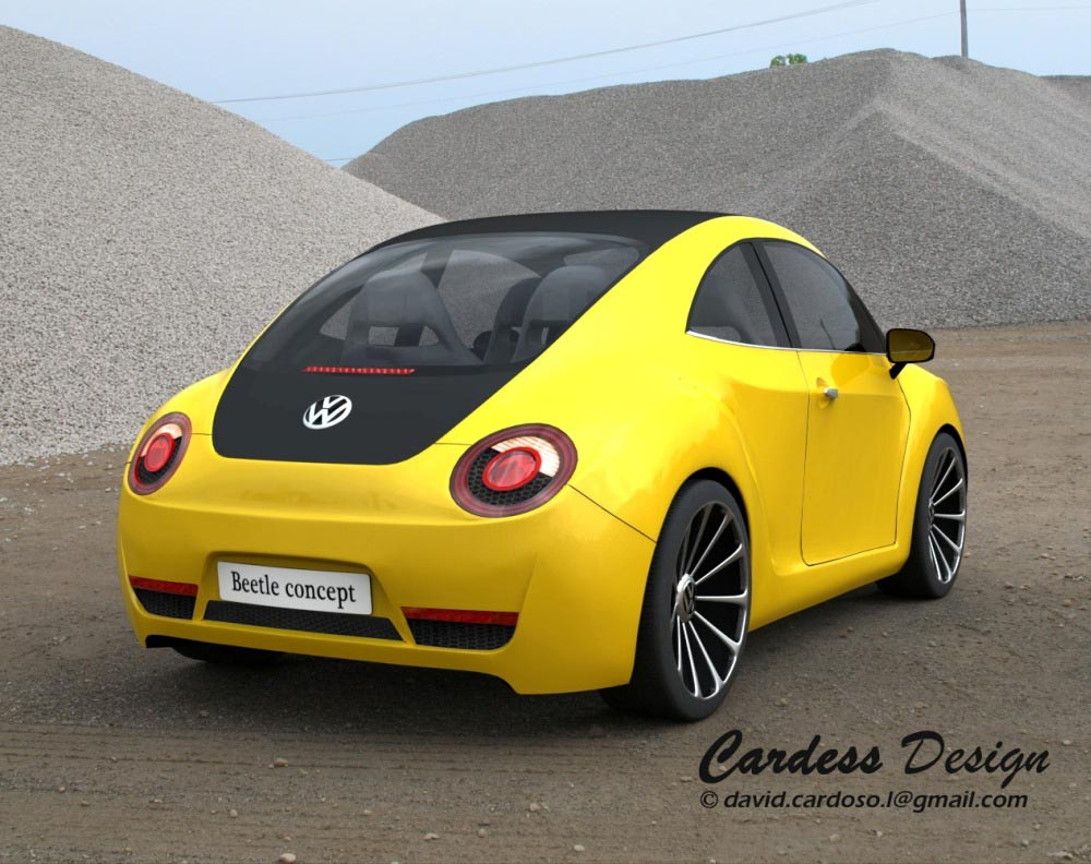 2012 volkswagen beetle classic modern concept best car. Black Bedroom Furniture Sets. Home Design Ideas