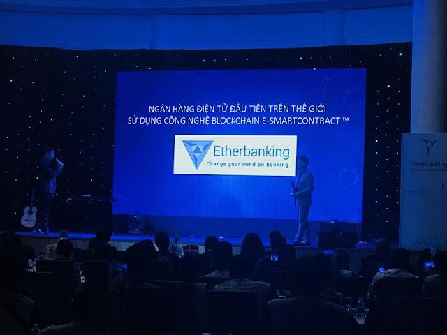Dự án đầu tư Etherbanking - lending lên đến 30% tháng