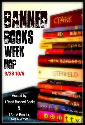 Banned Books Week Blog Hop and Giveaway! Sonya Sones Interview (1/3)