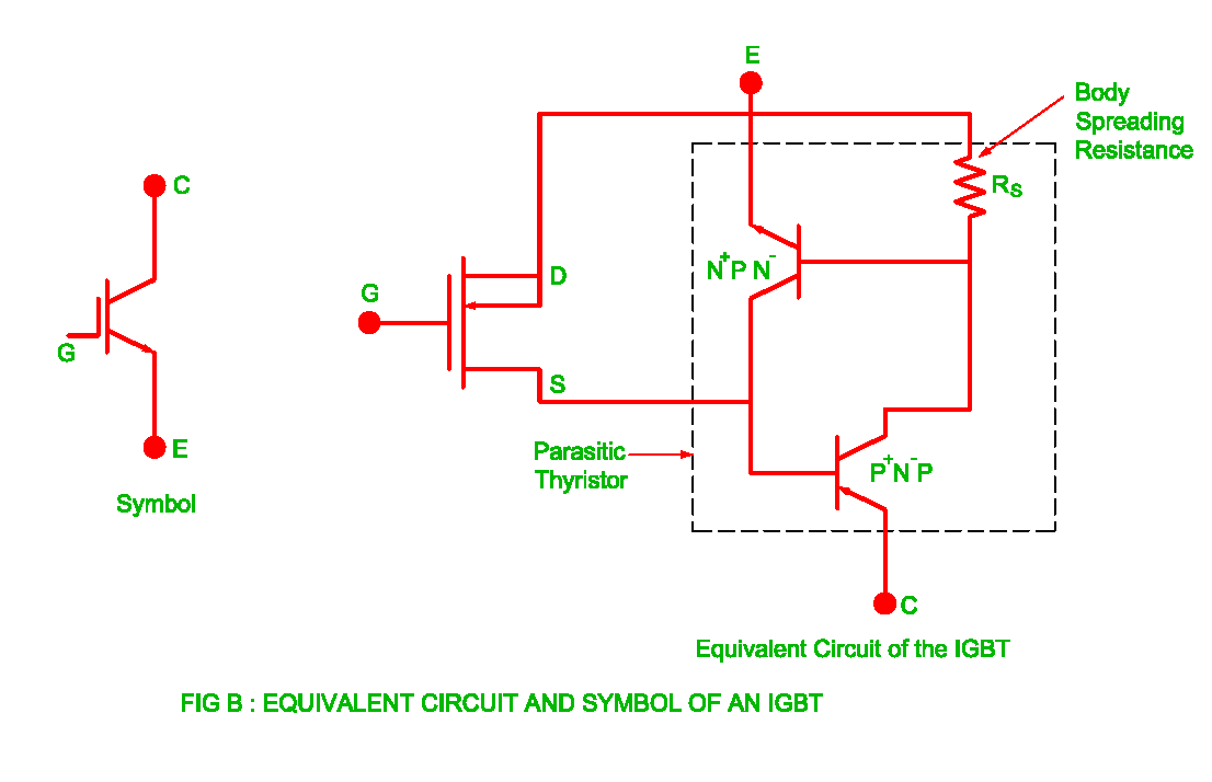 IGBT%2BEQUIVALENT%2BCIRCUIT igbt wiring diagram igbt voltage regulator or \u2022 wiring diagram  at crackthecode.co