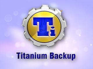 شرح كامل لتطبيق titanium pack up الخطير لعمل النسخ الاحتياطية لكل ملفات الجهاز و كل محتواه
