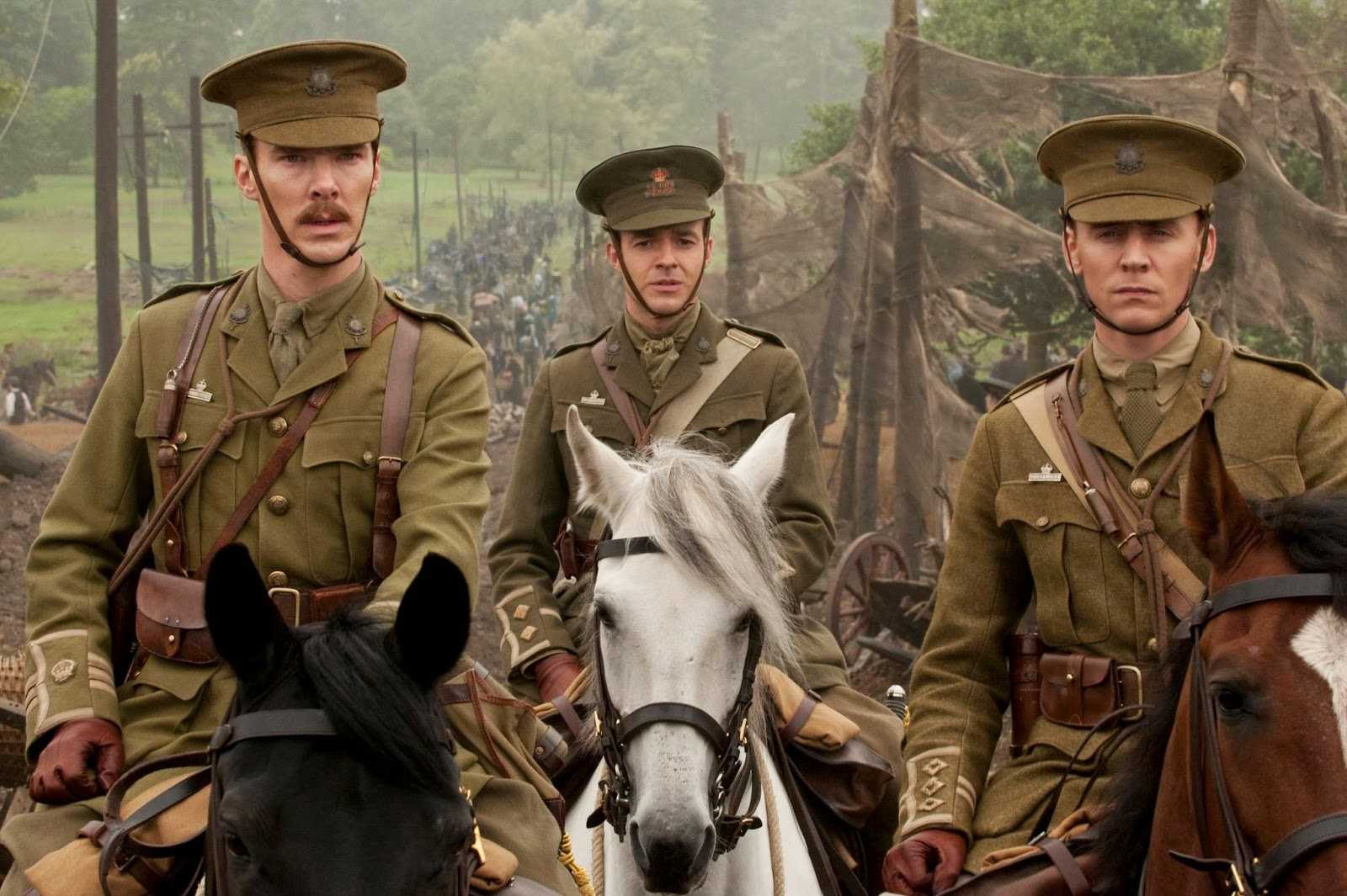 Melodramatic 'War Horse' Is Beautiful And Stirring All The Same