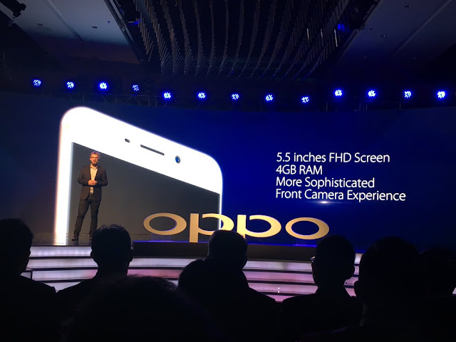 Oppo F1 Plus Smartphone to be Unveiled April 2016
